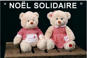 nounours noel solidaire